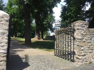 Stadtpark Eingang