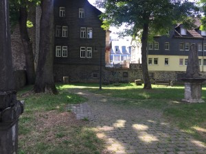 Stadtpark Gräber